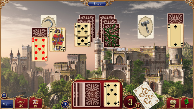 Jewel Match Solitaire Collector's Edition Screenshot 8