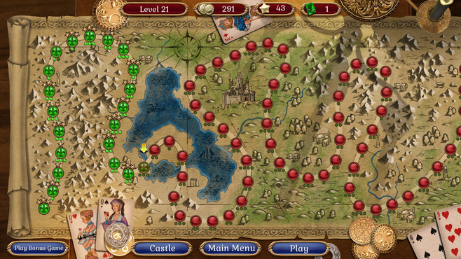 Jewel Match Solitaire Collector's Edition Screenshot 9