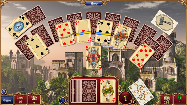 Jewel Match Solitaire Collector's Edition Screenshot 3