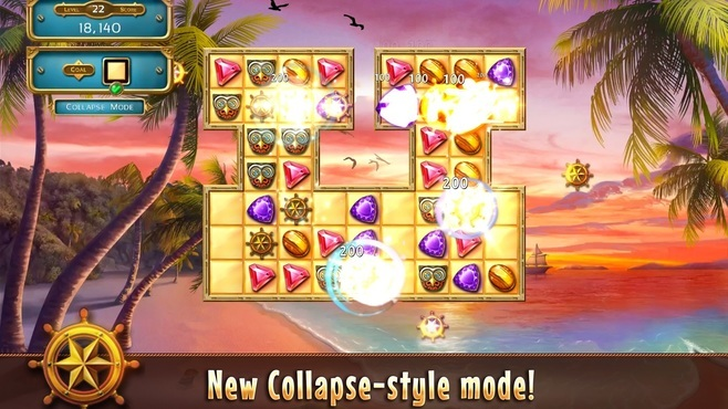 Jewel Quest Seven Seas Collector's Edition Screenshot 1