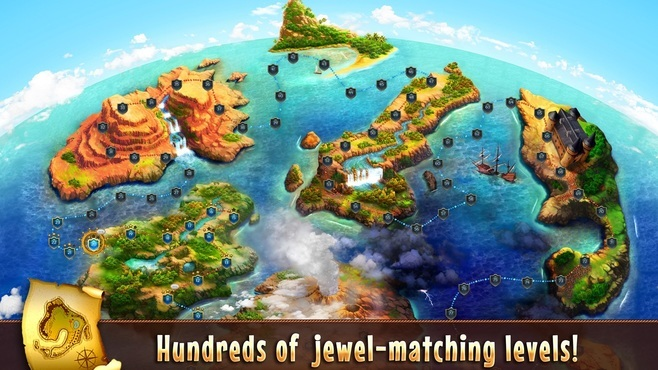 Jewel Quest Seven Seas Collector's Edition Screenshot 2
