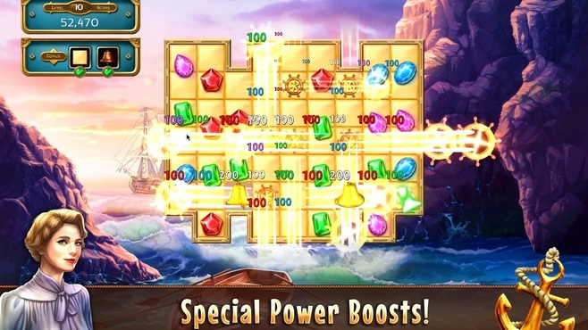 Jewel Quest Seven Seas Collector's Edition Screenshot 3