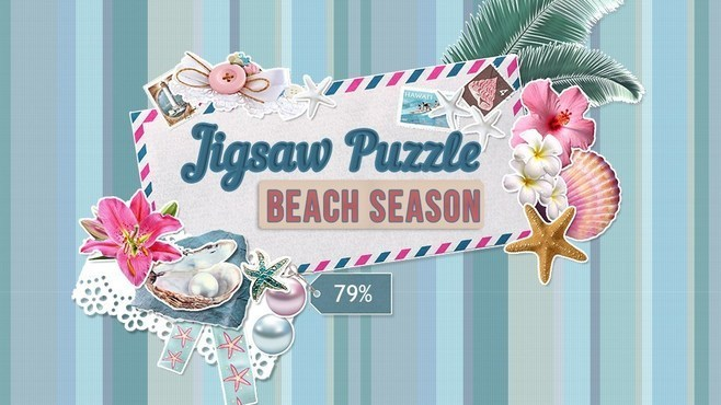 Jigsaw Puzzle Beach Season Screenshot 1