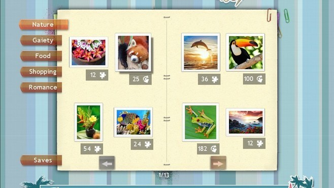 Jigsaw Puzzle Beach Season Screenshot 3