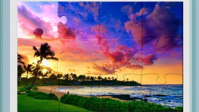 Jigsaw Puzzle Beach Season Screenshot 5