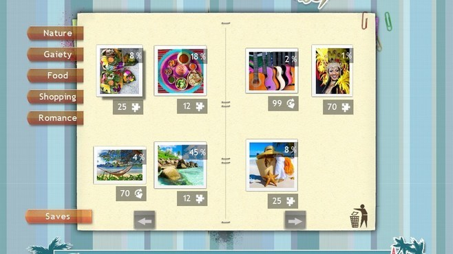 Jigsaw Puzzle Beach Season Screenshot 7