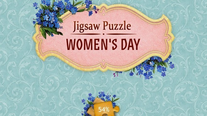Jigsaw Puzzle Womens Day Screenshot 1