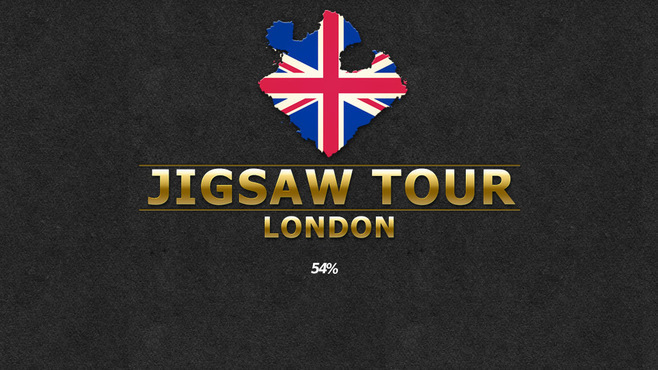 Jigsaw World Tour - London Screenshot 1