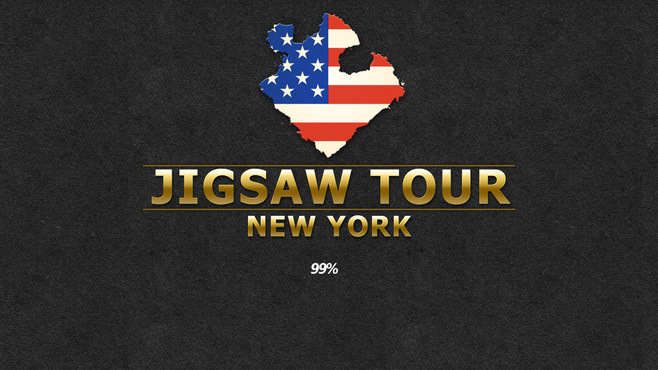 Jigsaw World Tour - New York Screenshot 1