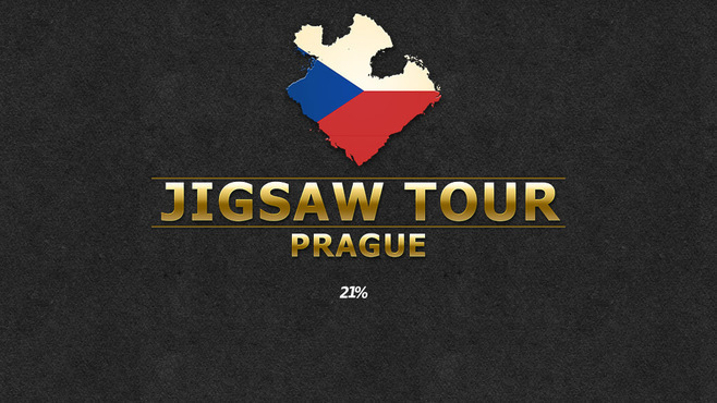 Jigsaw World Tour - Prague Screenshot 1