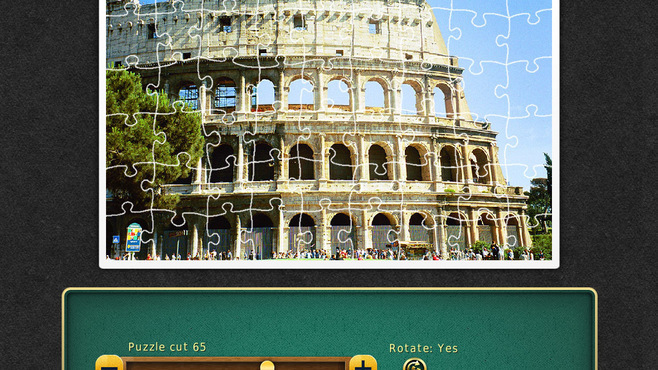 Jigsaw World Tour - Rome Screenshot 3