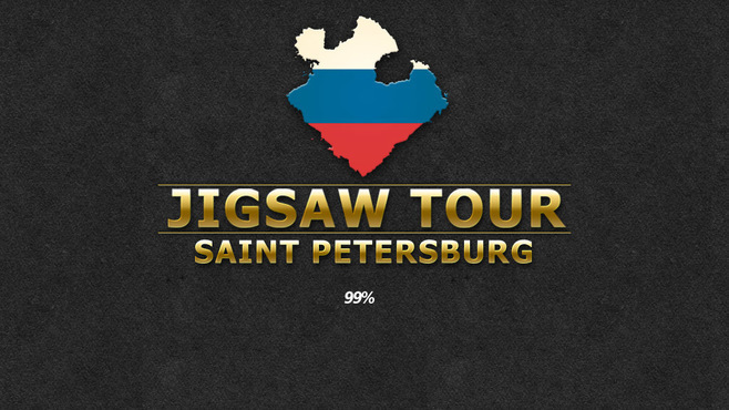 Jigsaw World Tour - Saint Petersburg Screenshot 1