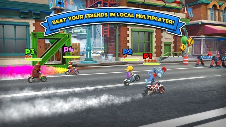 Joe Danger 2: The Movie Screenshot 8