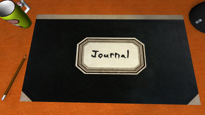 Journal Screenshot 1