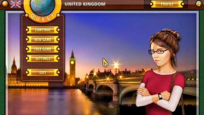 Julia's Quest: United Kingdom Screenshot 7
