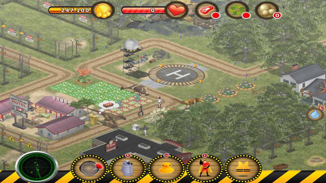 Jurassic Island: The Dinosaur Zoo Screenshot 3