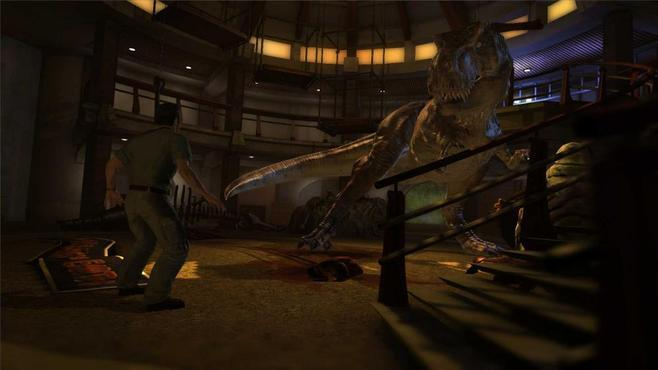 Jurassic Park: The Game Screenshot 2