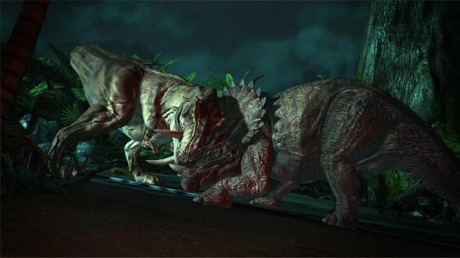 Jurassic Park: The Game Screenshot 3