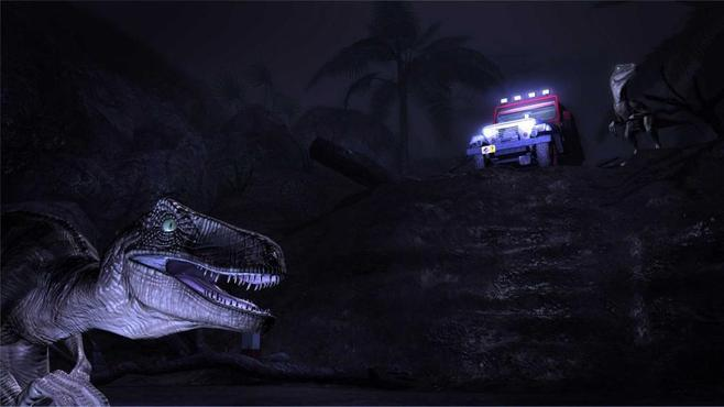Jurassic Park: The Game Screenshot 4
