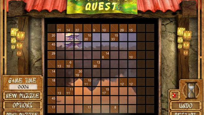 Kakuro Quest Screenshot 1