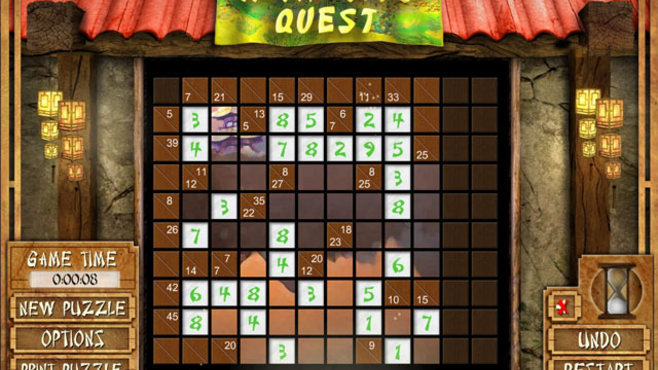 Kakuro Quest Screenshot 3