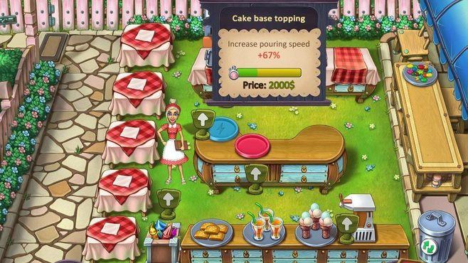 Katy and Bob: Cake Cafe Collector's Edition Screenshot 1