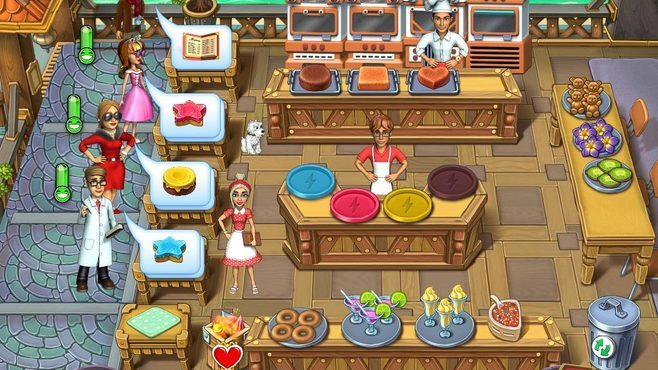 Katy and Bob: Cake Cafe Collector's Edition Screenshot 2