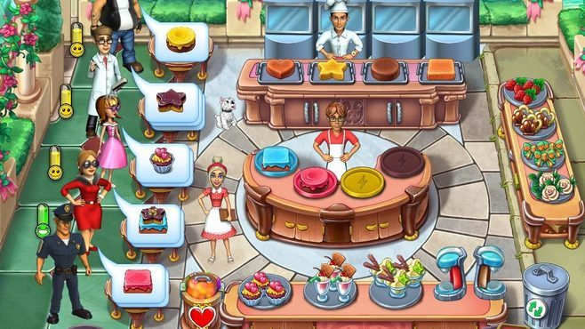 Katy and Bob: Cake Cafe Collector's Edition Screenshot 4