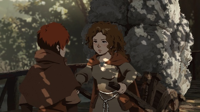 Ken Follett's The Pillars of the Earth Screenshot 8