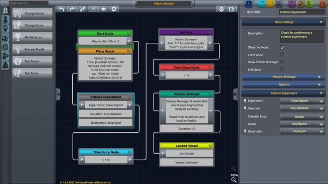Kerbal Space Program: Making History Screenshot 1