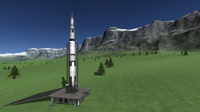 Kerbal Space Program: Making History Screenshot 8