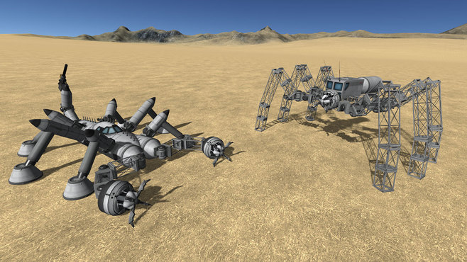 Kerbal Space Program: Breaking Ground Expansion Screenshot 1