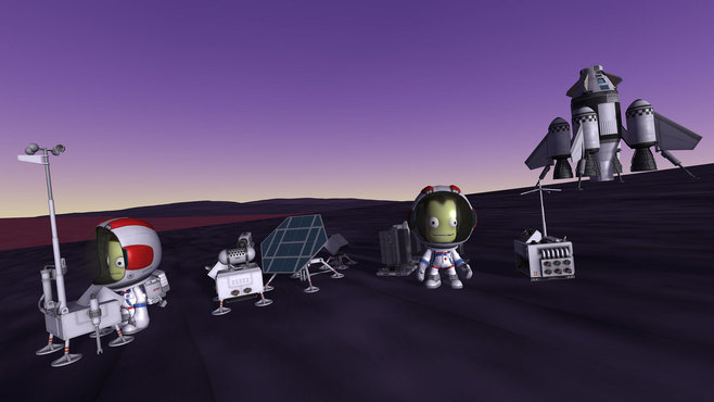 Kerbal Space Program: Breaking Ground Expansion Screenshot 3