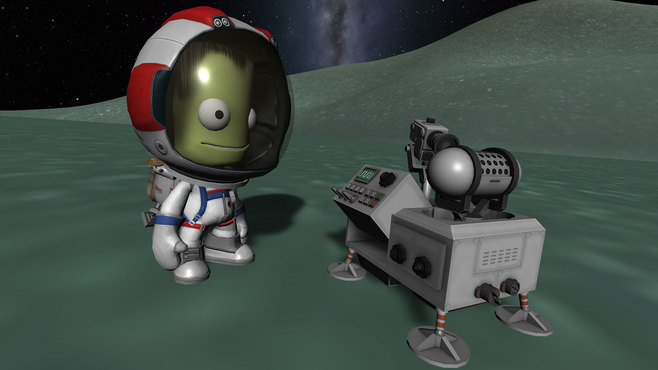 Kerbal Space Program: Breaking Ground Expansion Screenshot 4