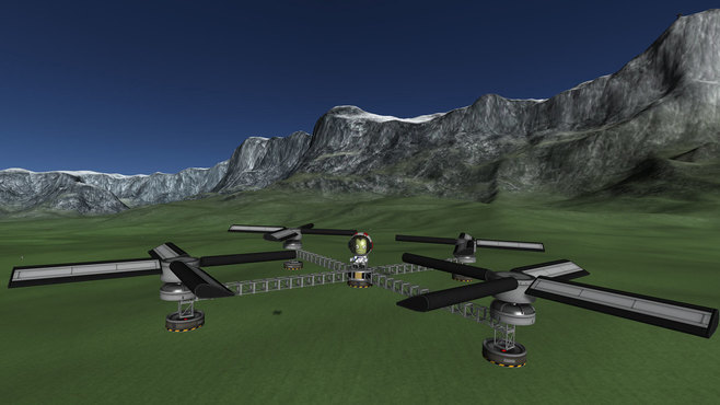 Kerbal Space Program: Breaking Ground Expansion Screenshot 8