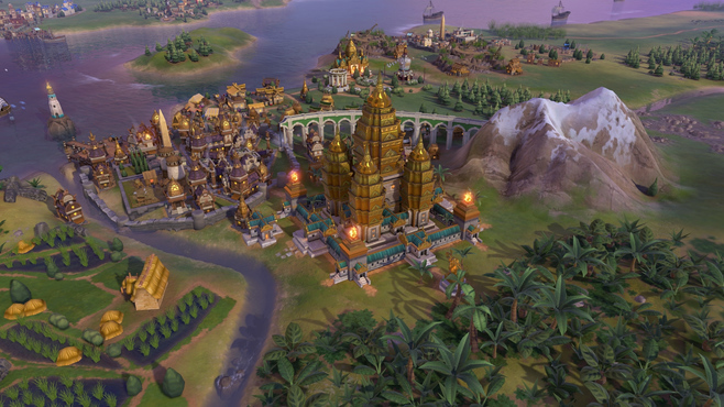 Sid Meier's Civilization® VI: Khmer and Indonesia Civilization & Scenario Pack Screenshot 2