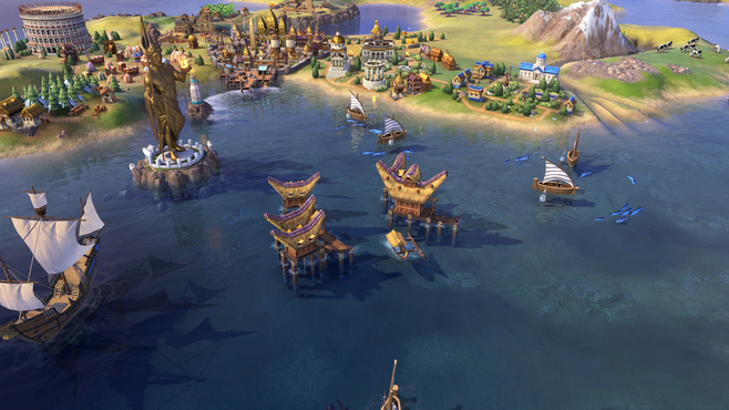 Sid Meier's Civilization® VI: Khmer and Indonesia Civilization & Scenario Pack Screenshot 3