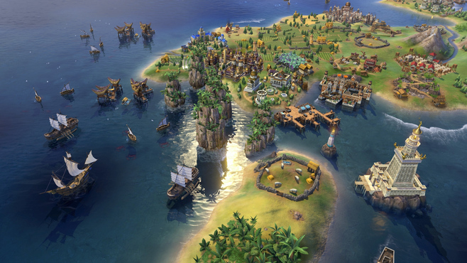 Sid Meier's Civilization® VI - Khmer and Indonesia Civilization & Scenario Pack Screenshot 4