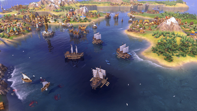 Sid Meier's Civilization® VI: Khmer and Indonesia Civilization & Scenario Pack Screenshot 5