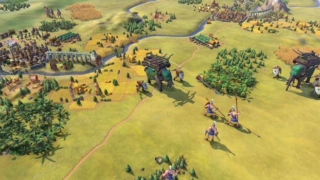 Sid Meier's Civilization® VI: Khmer and Indonesia Civilization & Scenario Pack Screenshot 6