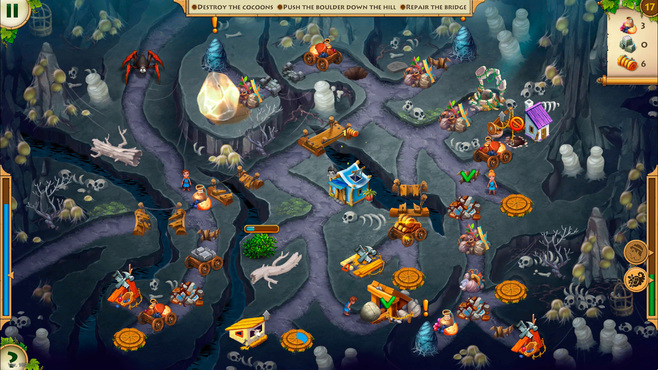 Kids of Hellas: Back to Olympus Collector's Edition Screenshot 7