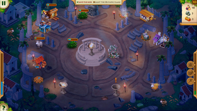 Kids of Hellas: Back to Olympus Collector's Edition Screenshot 10