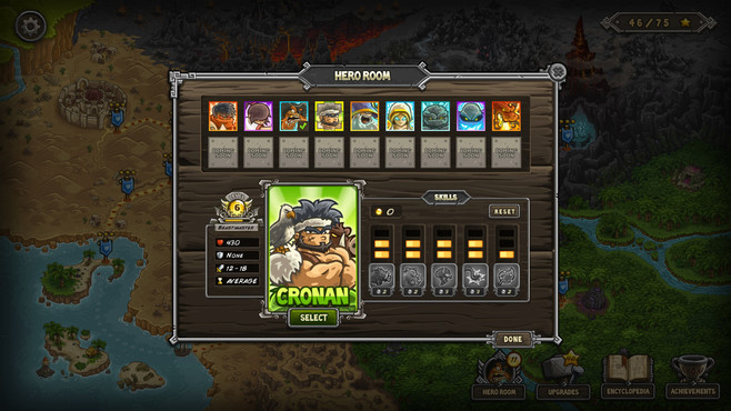 Kingdom Rush Frontiers Screenshot 3