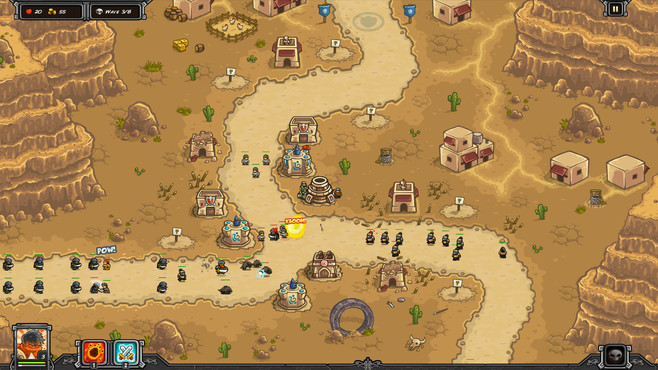 Kingdom Rush Frontiers Screenshot 4