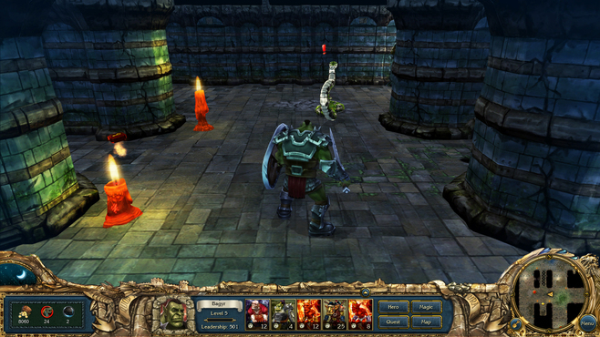 King's Bounty: Dark Side Screenshot 5