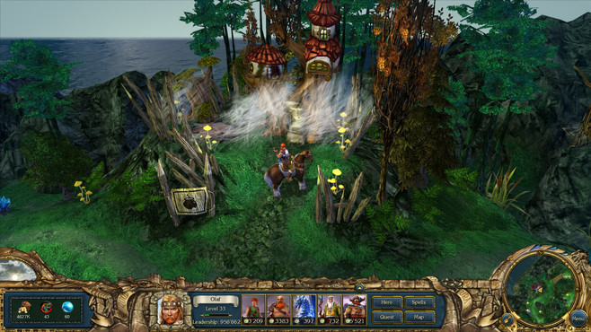King's Bounty: Warriors of the North - Ice and Fire Screenshot 2