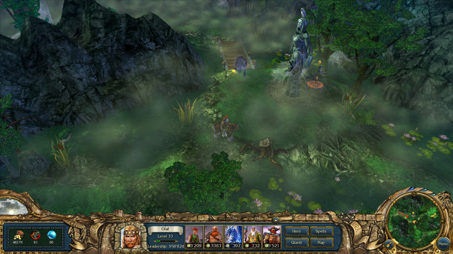 King's Bounty: Warriors of the North - Ice and Fire Screenshot 3
