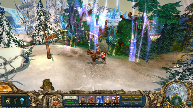 King's Bounty: Warriors of the North - Ice and Fire Screenshot 7