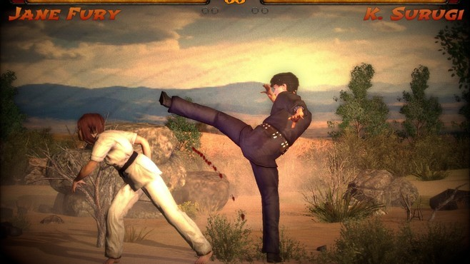 Kings of Kung Fu Screenshot 1