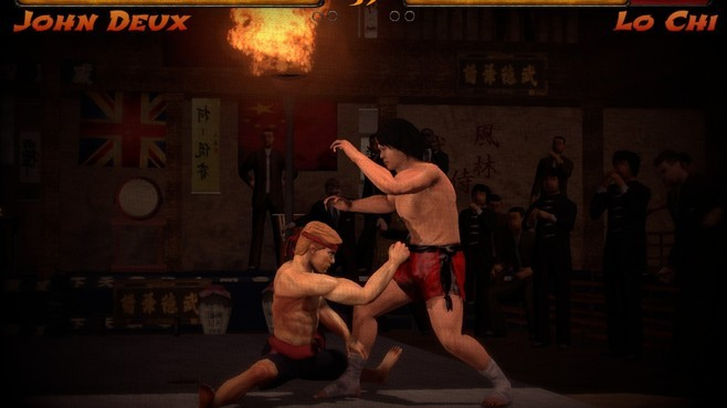 Kings of Kung Fu Screenshot 2